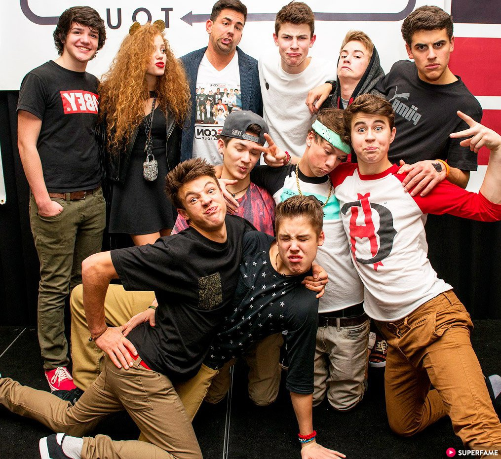 who is your favorite magcon boy playbuzz