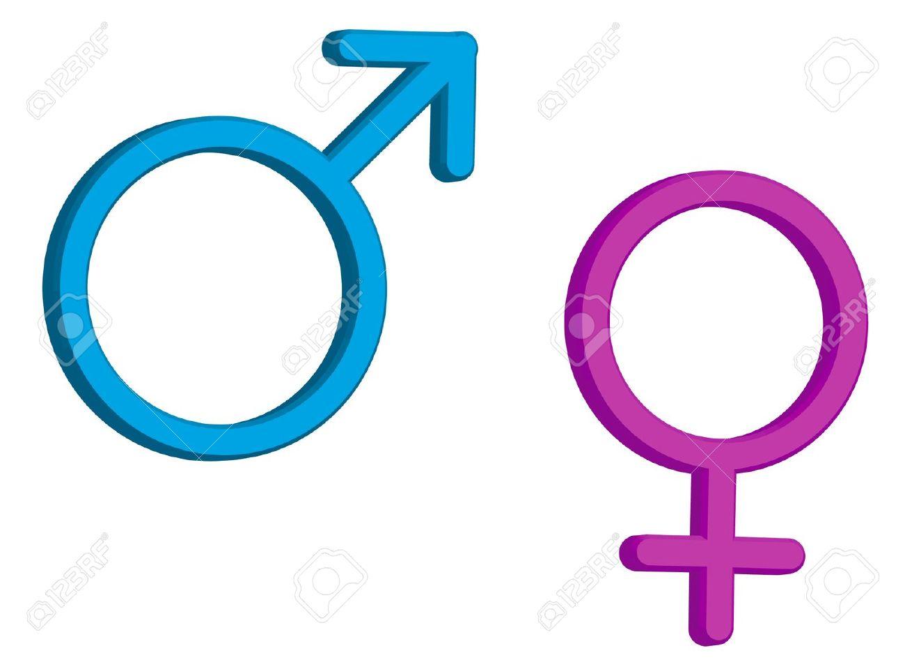 woman gender symbol