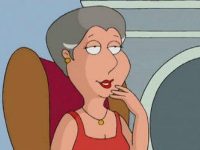 Family guy tram pararam hot Lois goes bald for Peter