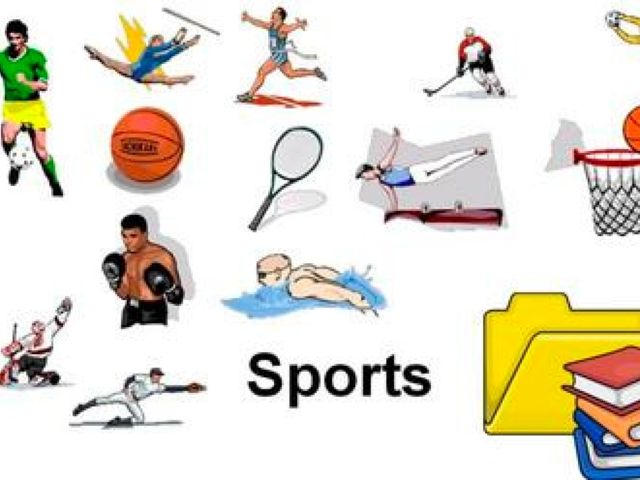 How to say you play sports in an essay