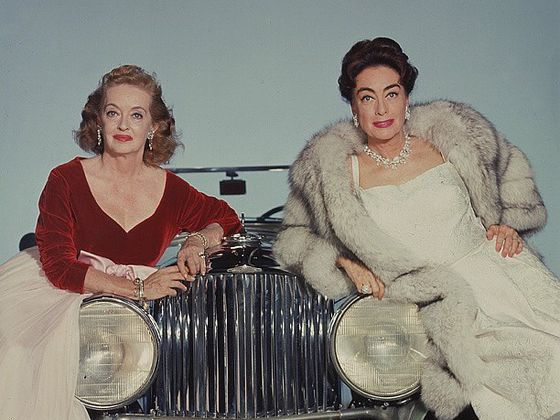 Are You More Like Joan Crawford Or Bette Davis?