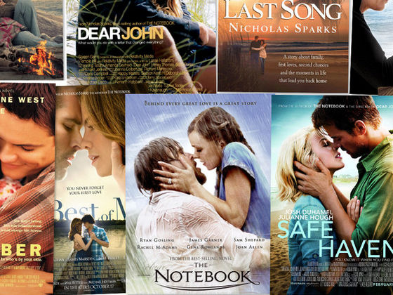 Quotes From A Walk To Remember Book With Page Numbers: Which Nicholas Sparks Book Was Written About You?