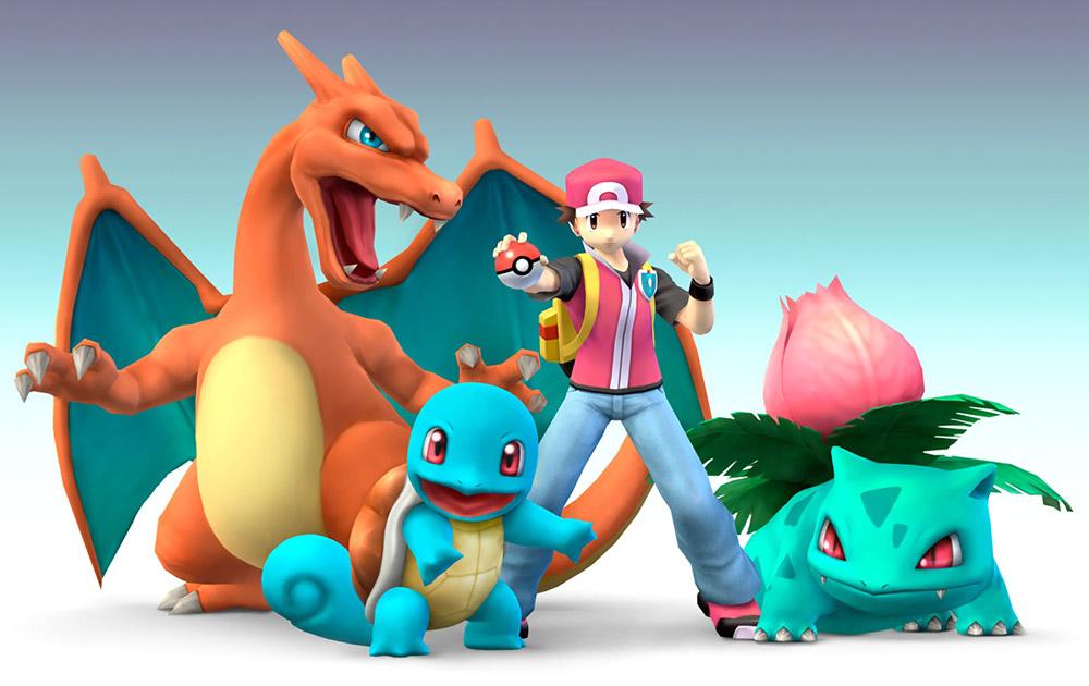 gotta catch pokemon team