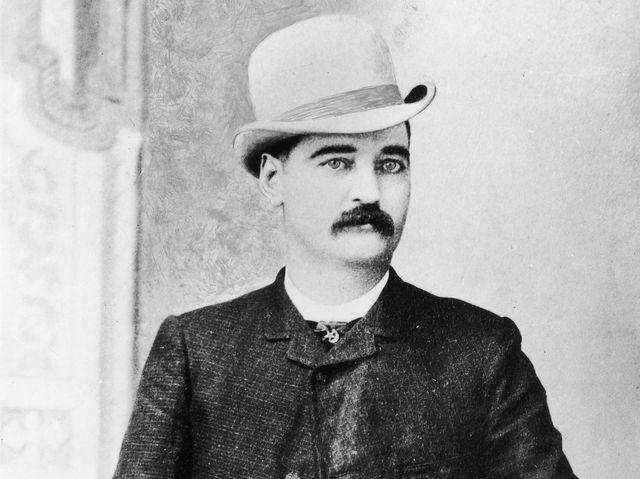 Bat Masterson (1853–1921)