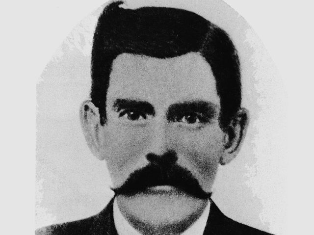 Doc Holliday (1851–1887)