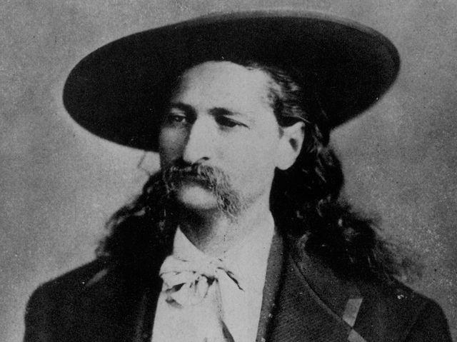 Wild Bill Hickok (1837–1876)