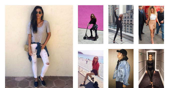 30 May 2016 Which Is Your Favourite Celebrity Instagram Outfit Of The Week Playbuzz