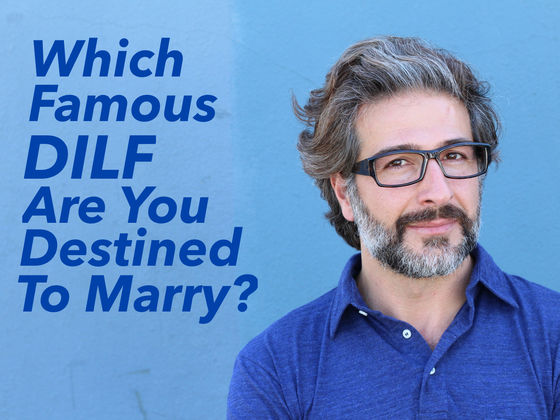 Which Famous DILF Are You Destined To Marry?