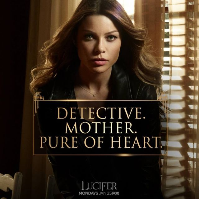 Watched Lucifer From Fox S1e1: Who's The Best Female Cop On TV?
