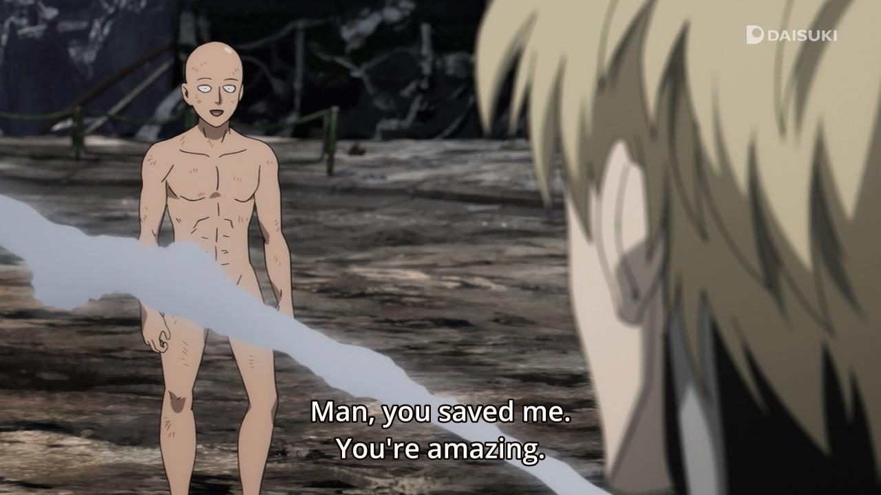 which one punch man character are you playbuzz