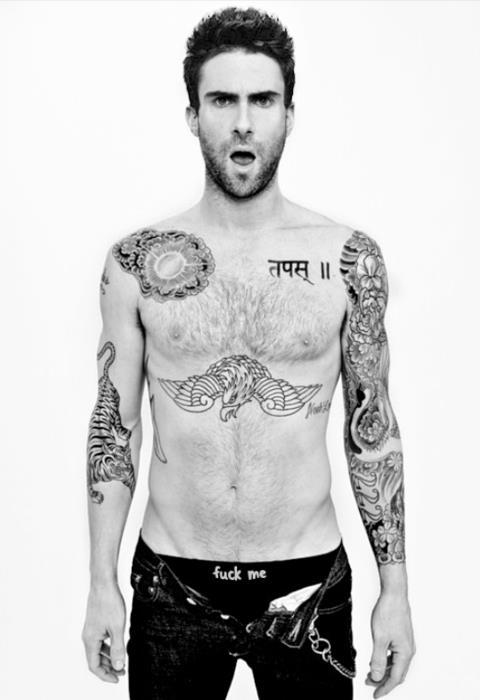 adam levine locked away