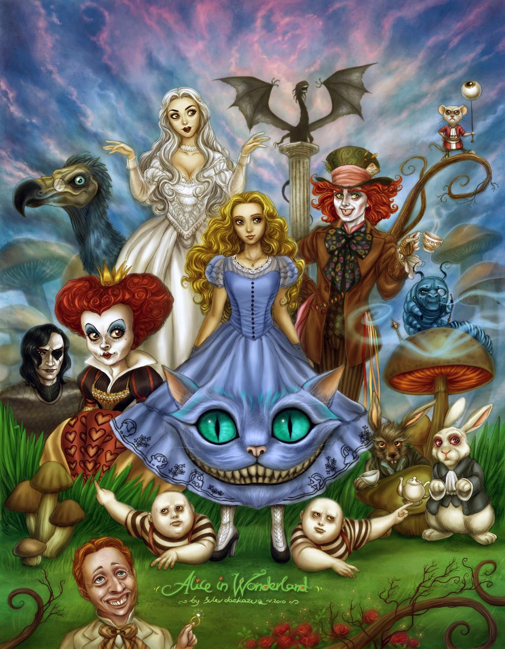 Best Alice in wonderland ideas on Pinterest Wonderland