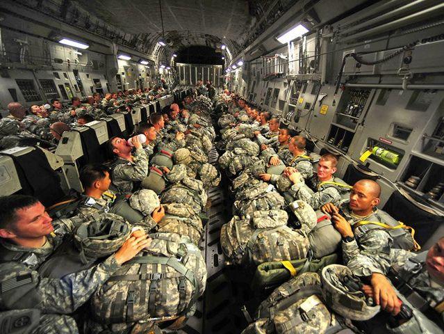 02. ΗΠΑ - 1.432.000 στρατιωτικό προσωπικό