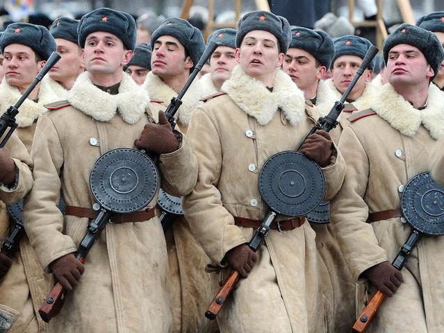 05. Ρωσία - 768.500 στρατιωτικό προσωπικό