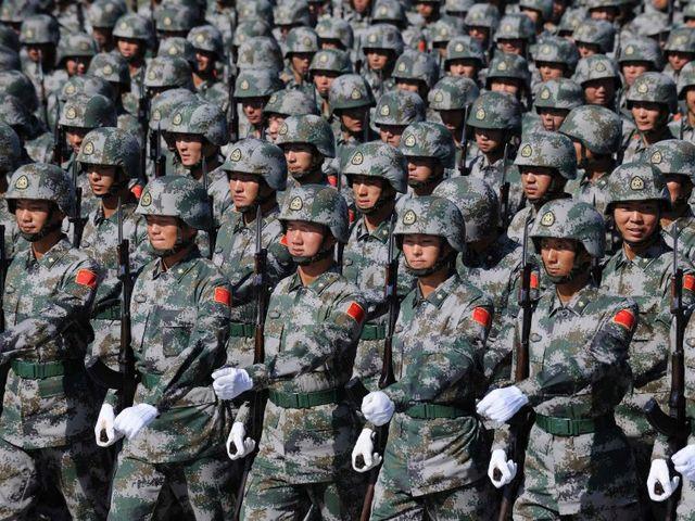 01. Κίνα - 2.285.000 στρατιωτικό προσωπικό