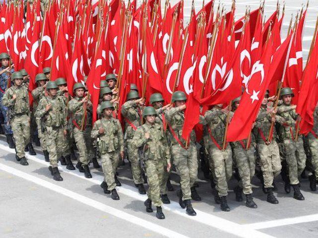 09. Τουρκία - 510.600 στρατιωτικό προσωπικό