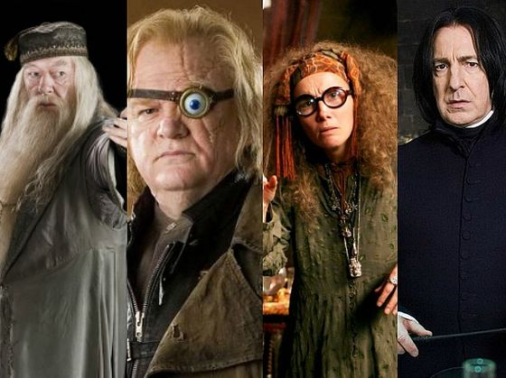 Which Harry Potter Professor Are You?