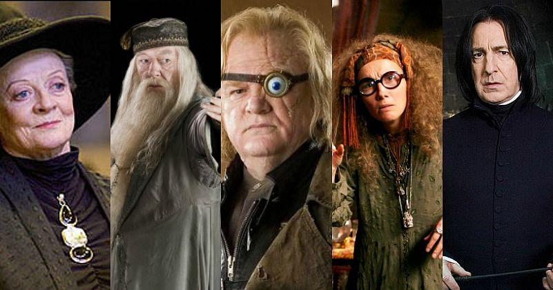 Hogwarts Lehrer