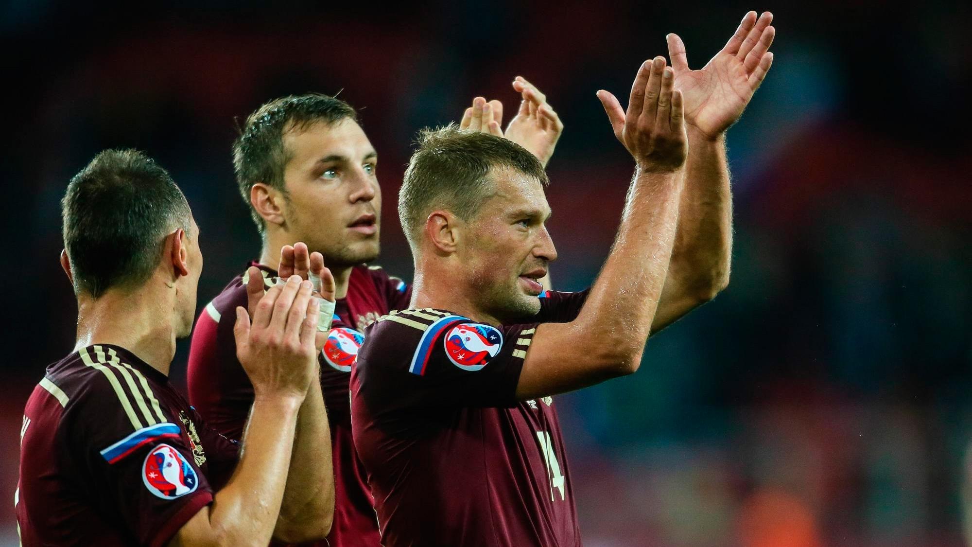 сборная россии по футболу фото 2016