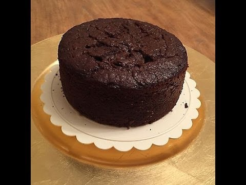 black christmas cake