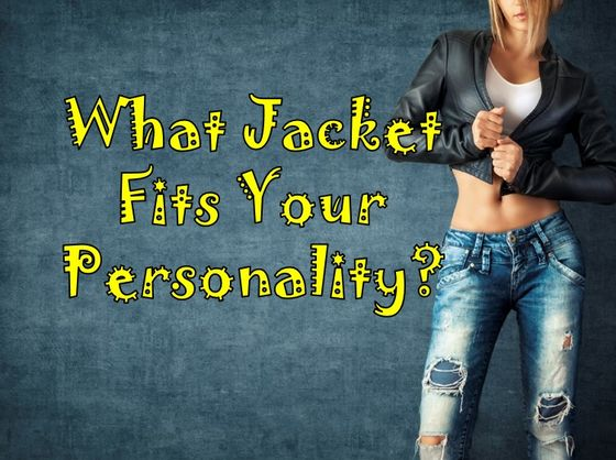 What Jacket Fits Your Personality Playbuzz