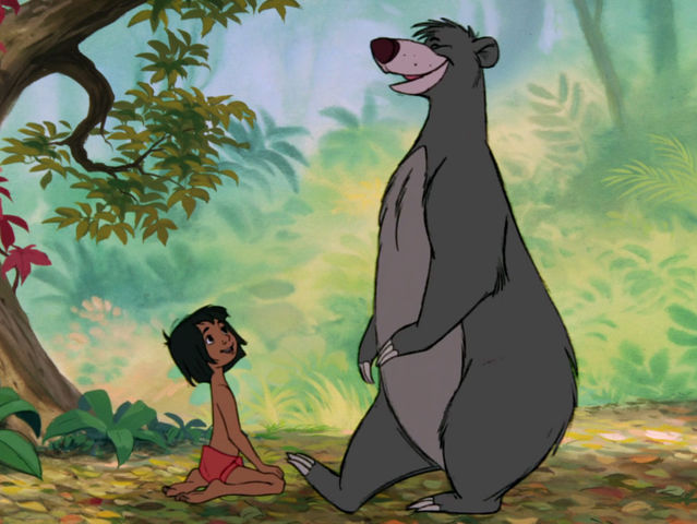 The Jungle Book 2 (2003) - Disney movie - cornel1801