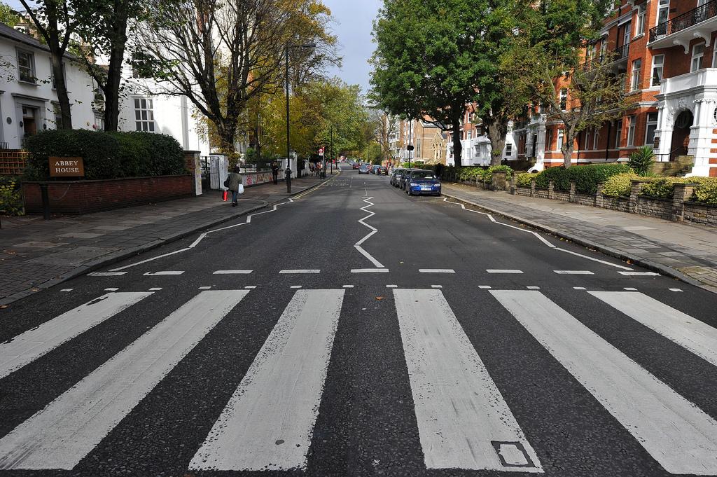 Resultado de imagen para abbey road, liverpool,