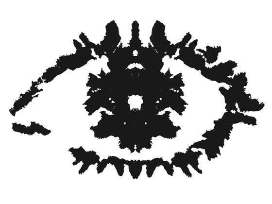 Test Your Mental State By Taking Our Ink Blot Test