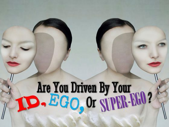 Are You Driven By Your ID, Ego, Or Superego?