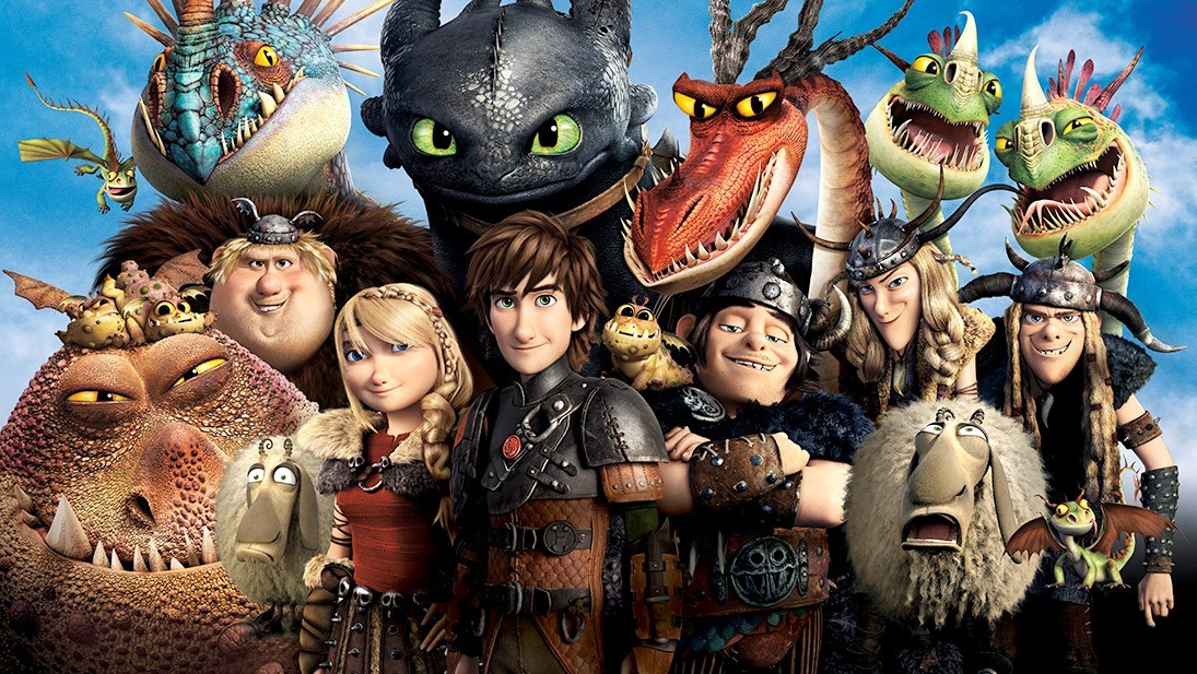 which original how to train your dragon rider are you playbuzz