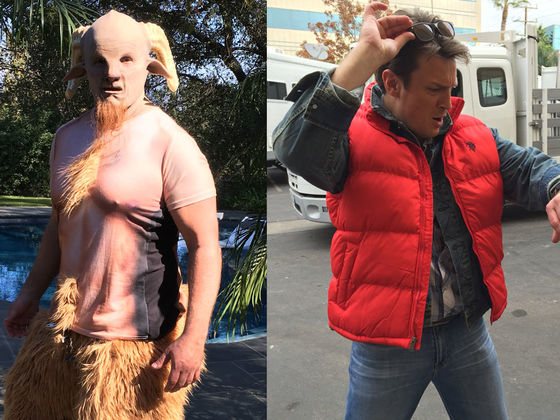 How to Pull Off Insanely Creative (and Creepy) Costumes Like This Guy