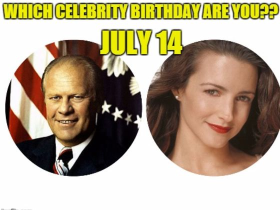 Famous birthdays for July 14: Jane Lynch, Peta Murgatroyd ...