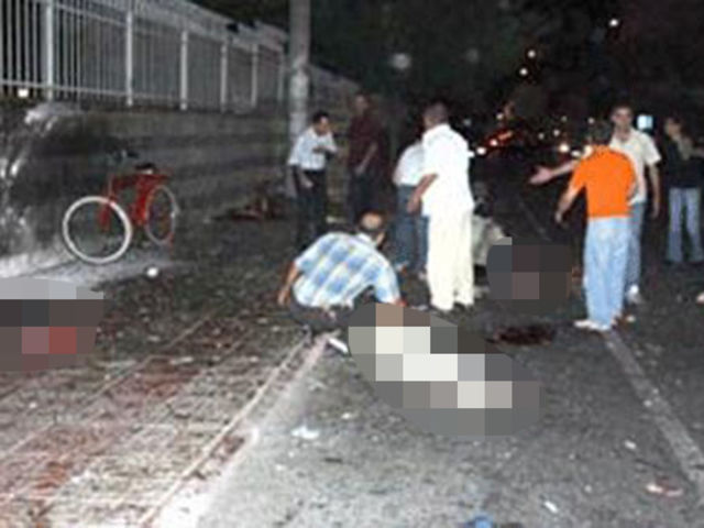 Έκρηξη βόμβας στην πόλη Ντιγιαρμπακίρ - 12 Σεπτεμβρίου 2006