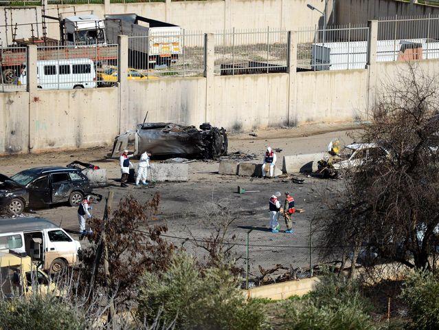 Έκρηξη συριακού λεωφορείου - 11 Φεβρουαρίου 2013