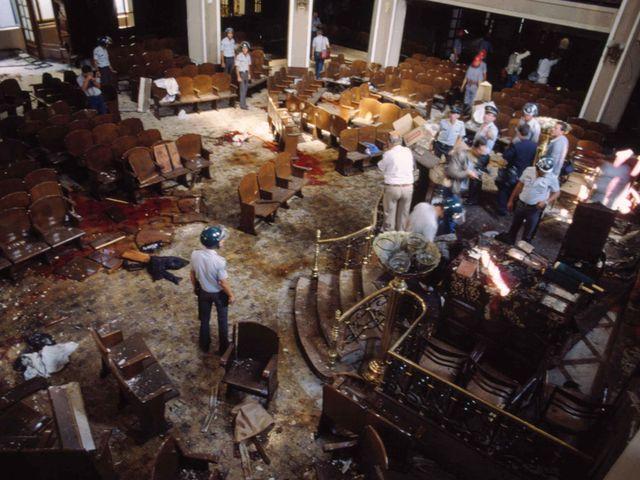 Διπλή επίθεση αυτοκτονίας σε συναγωγή της Κωνσταντινούπολης - 6 Σεπτεμβρίου 1986