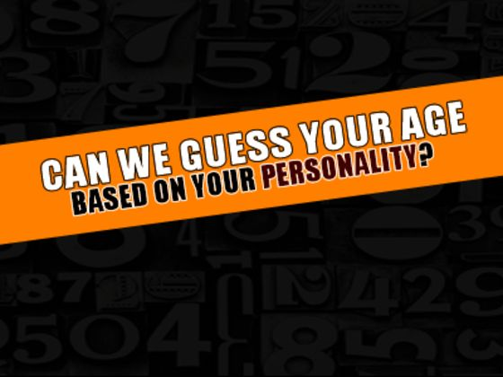 Can we guess your age based on your personality playbuzz