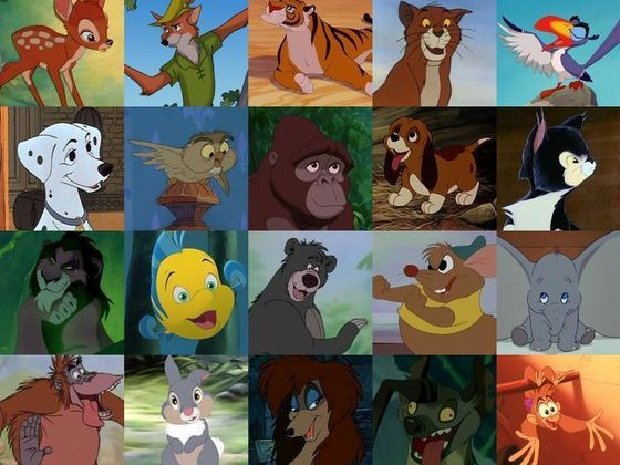 Which Disney Animal Are You?