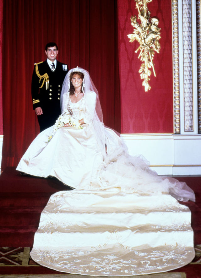 Ranking The 10 Best Royal Wedding Dresses Throughout ... - photo #14