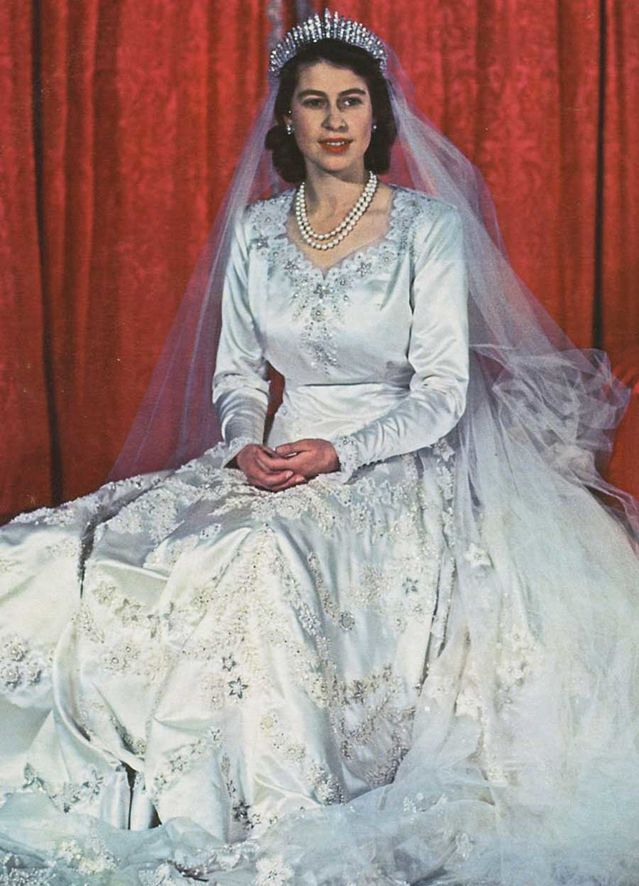 Ranking The 10 Best Royal Wedding Dresses Throughout ... - photo #16