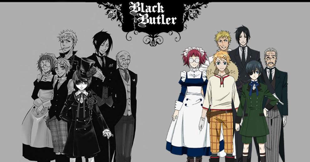 Black Butler Folge 1 Ger Sub