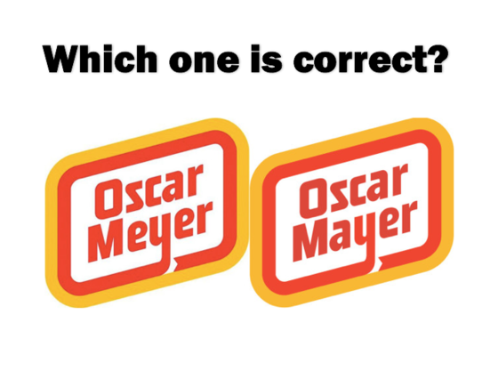 We Bet You Can't Pass This False Memory Test