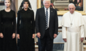 A Brief History Of Why The Pope Looks F*cking Devastated To Meet Donald Trump