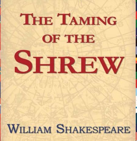 the taming of the shrew play script pdf