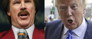 Who Said It: Ron Burgundy Or Donald Trump?