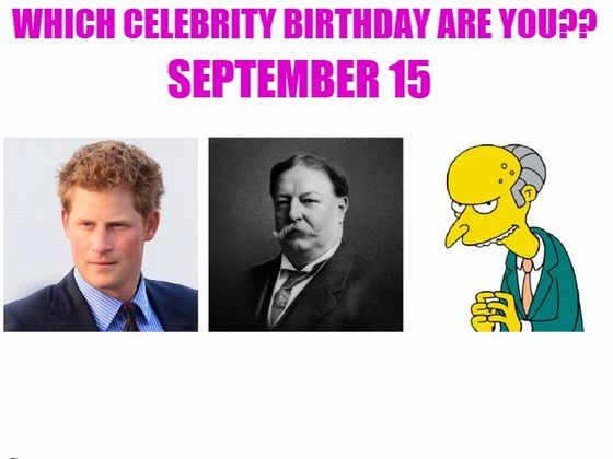 Celebrities with September birthdays - INSIDER