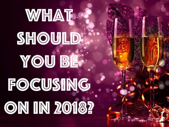 Plan A New Years Party And We'll Tell You What You Should Be Focusing On As Your Resolution