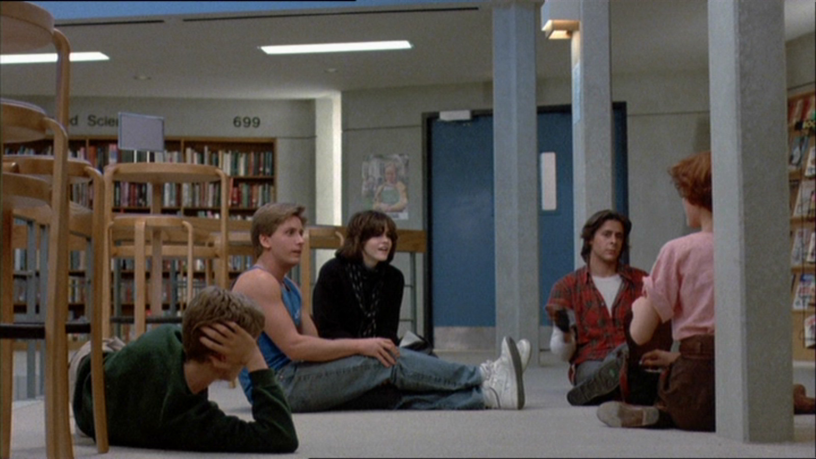 do you remember these small details from the breakfast club do you remember these small details from the breakfast club