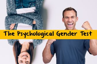 What Is Your Gender According To The Psychological Personality Test?