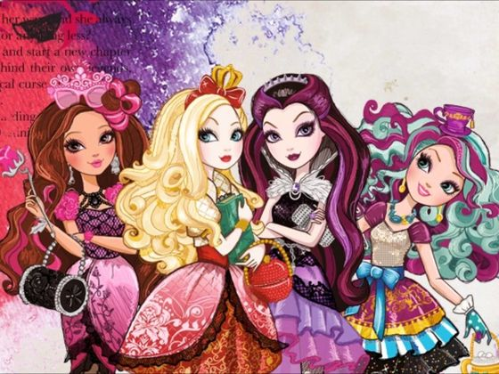 which ever after high character are you playbuzz