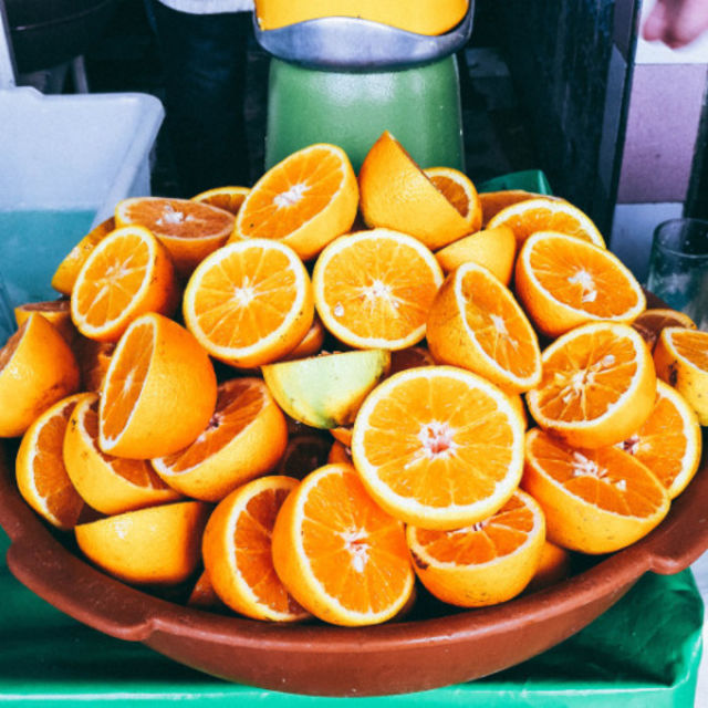 Resultado de imagem para laranja tumblr